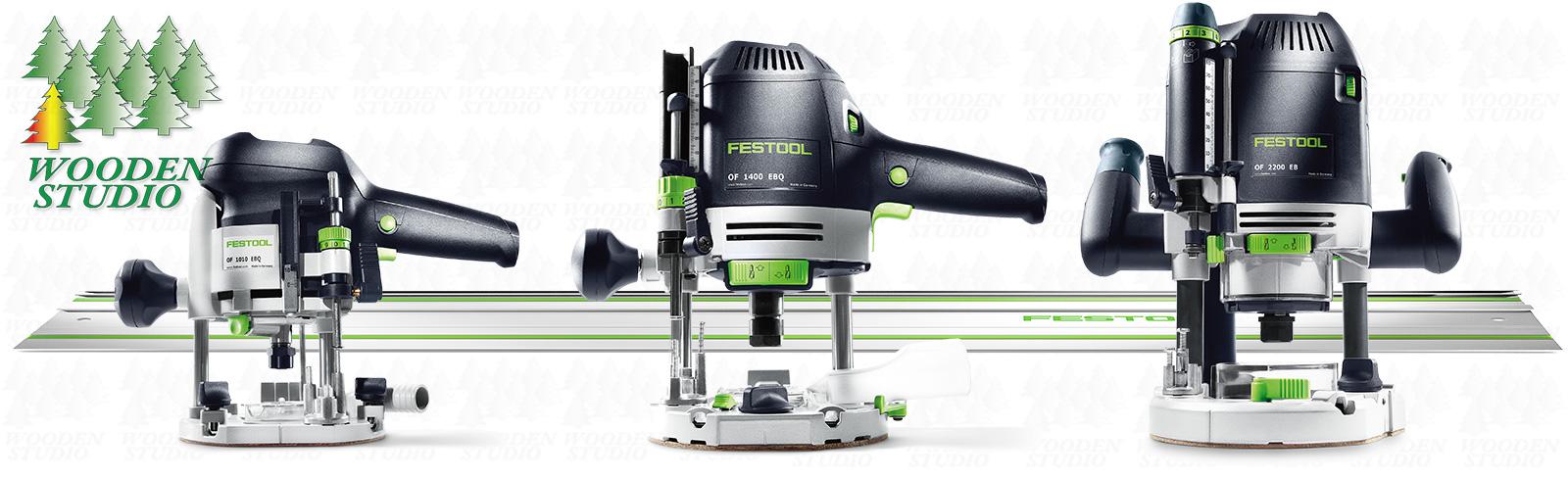 Вертикальные фрезеры Festool