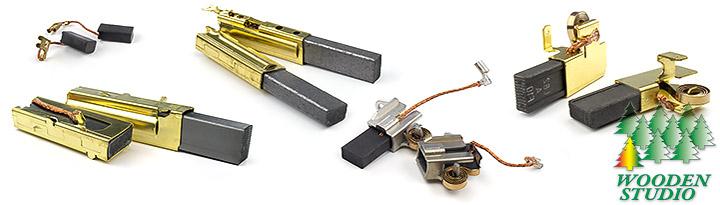 Wooden Studio представляет запчасти для инструментов Festool — запасные угольные щетки