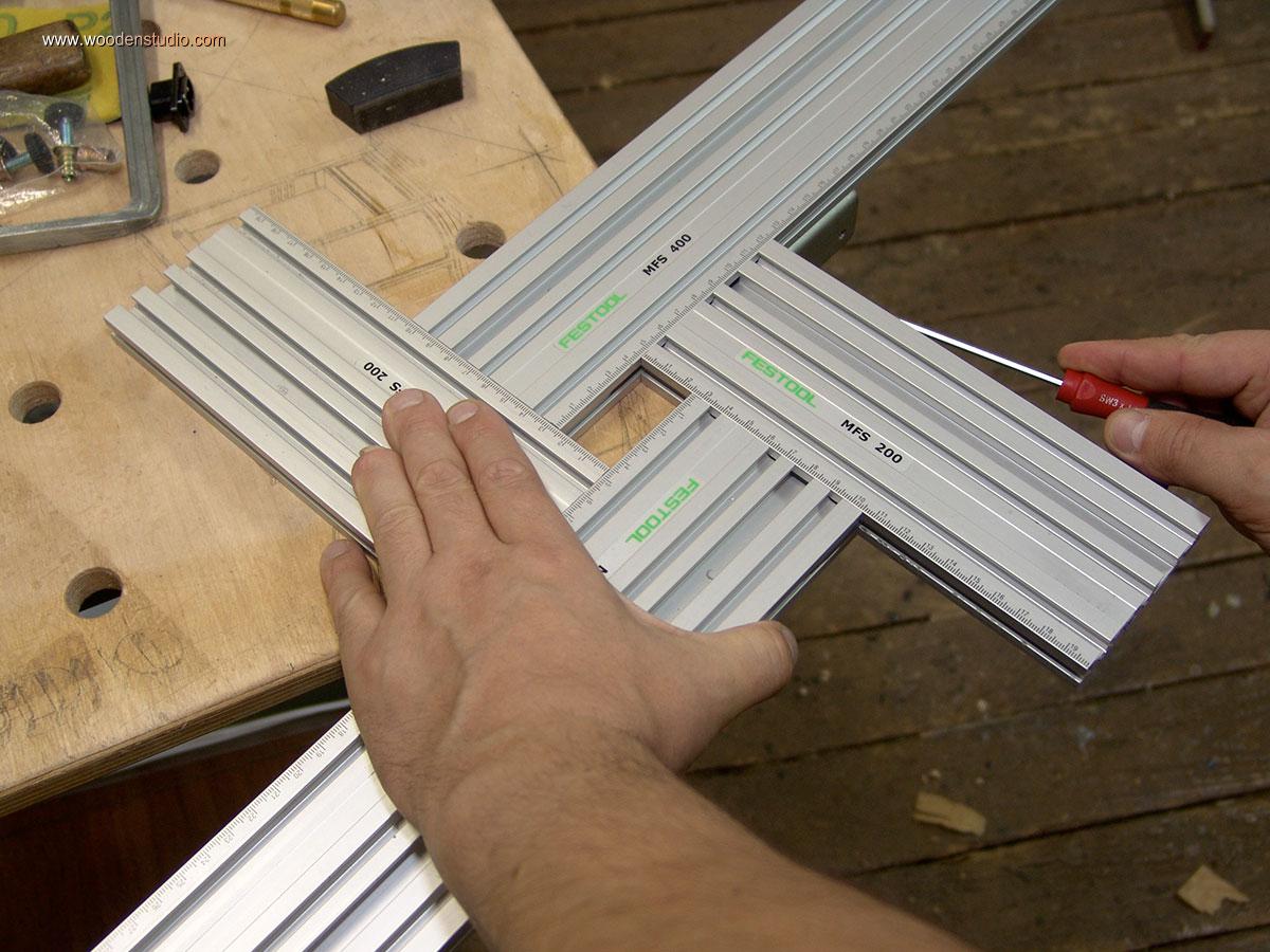 Шаблоны для фрезера для петель: инструкция по использованию 4