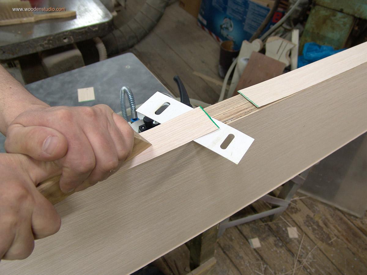 Как клеить кромку своими руками 66