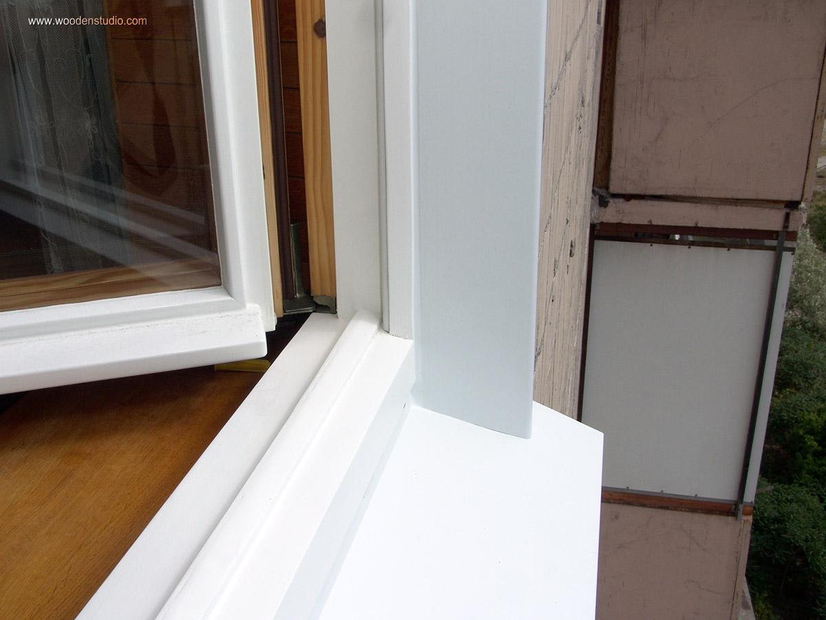 Установка деревянных окон: технологии монтажа 98