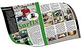 Фрагмент журнала Wood-Мастер, август 2011