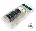 Биты Festool Torx Impact Plus TX-30/5шт