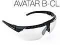 Окуляри захисні Honeywell AVATAR Black Frame / Clear lens