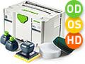Набор для нанесения масла OS-SYS3-Set в систейнере