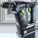 Аккумуляторный перфоратор Festool BHC 18 Li 5,2-Plus (564587)