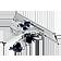 Угловой упор с транспортиром Festool WA (488451)
