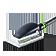 Ручная шлифовальная колодка с пылеотводом Festool HSK-A 80x130 (496962)