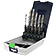 Набор из 10 свёрл Festool в пластиковой коробке: ∅3,0мм ∅3,5мм ∅4,0мм ∅4,5мм ∅5,0мм<br />∅5,5мм ∅6,0мм ∅6,5мм ∅8,0мм ∅10,0мм (495128)